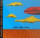 CASIOPEA Wind & Quiet Storm album cover