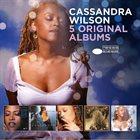 CASSANDRA WILSON 5 Original Albums album cover