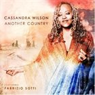 CASSANDRA WILSON Another Country (feat. Fabrizio Sotti) album cover