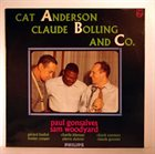 CAT ANDERSON Cat Anderson Claude Bolling  And Co album cover