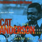 CAT ANDERSON Cat Anderson plays W. C. Handy (The Definitive Black & Blue Sessions) album cover