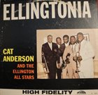 CAT ANDERSON Ellingtonia album cover