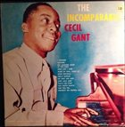 CECIL GANT The Incomparable Cecil Gant album cover