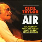 CECIL TAYLOR Air album cover
