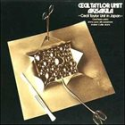 CECIL TAYLOR Akisakila - Cecil Taylor Unit In Japan album cover