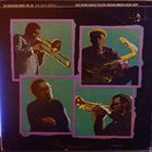 CECIL TAYLOR Cecil Taylor / Charles Tolliver / Grachan Moncur / Archie Shepp ‎: The New Breed album cover