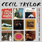 CECIL TAYLOR The Complete Collection 1956-1962 album cover
