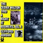 CEDAR WALTON A Night At Boomer's, Vol.1 album cover