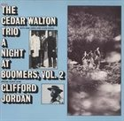 CEDAR WALTON A Night At Boomer's, Vol.2 album cover