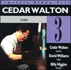 CEDAR WALTON Cedar (1990) album cover