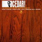 CEDAR WALTON Cedar! album cover