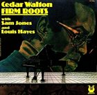 CEDAR WALTON Firm Roots album cover