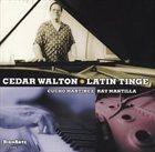 CEDAR WALTON Latin Tinge album cover