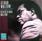 CEDAR WALTON Plays Cedar Walton album cover