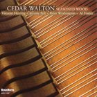 CEDAR WALTON Seasoned Wood album cover