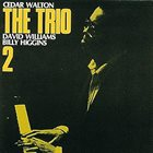 CEDAR WALTON The Trio 2 album cover