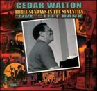 CEDAR WALTON Three Sundays in the Seventies: