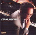 CEDAR WALTON Underground Memoirs album cover