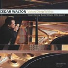 CEDAR WALTON Voices Deep Within album cover