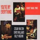 CEDAR WALTON You're My Everything album cover