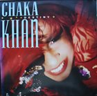 CHAKA KHAN Destiny album cover