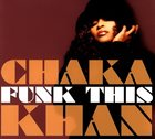 CHAKA KHAN Funk This album cover