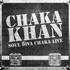 CHAKA KHAN Soul Diva Chaka Live album cover