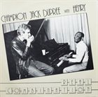 CHAMPION JACK DUPREE Champion Jack Dupree, With Henry : Real Combination album cover
