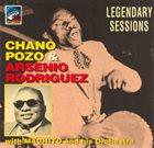 CHANO POZO Legendary Sessions album cover