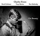 CHARLES EVANS On Beauty album cover