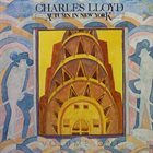 CHARLES LLOYD Autumn In New York Volume One album cover