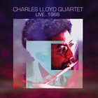 CHARLES LLOYD Live ... 1966 album cover
