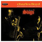 CHARLES LLOYD Live At Slugs' album cover