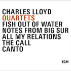 CHARLES LLOYD Quartets album cover
