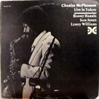CHARLES MCPHERSON Live In Tokyo album cover