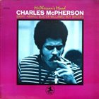 CHARLES MCPHERSON McPherson's Mood album cover