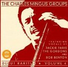 CHARLES MINGUS Debut Rarities, Volume 4 album cover