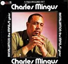 CHARLES MINGUS Reevaluation: the Impulse Years album cover