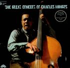 CHARLES MINGUS The Great Concert of Charles Mingus album cover