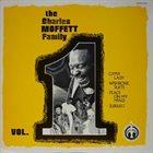 CHARLES MOFFETT The Charles Moffett Family Vol. 1 album cover