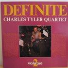 CHARLES TYLER Definite Vol. 2 album cover