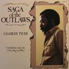 CHARLES TYLER Saga of the Outlaws album cover