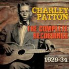 CHARLEY PATTON The Complete Recordings 1929-34 album cover
