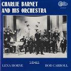 CHARLIE BARNET 1941 album cover