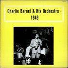 CHARLIE BARNET 1949 album cover