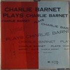 CHARLIE BARNET Charlie Barnet Plays Charlie Barnet album cover