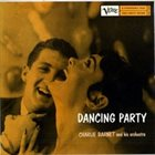 CHARLIE BARNET Dancing Party album cover