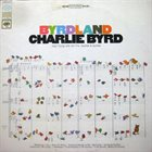 CHARLIE BYRD Byrdland album cover