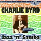 CHARLIE BYRD Jazz 'n' Samba album cover
