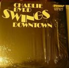CHARLIE BYRD Swings Downtown (aka Triste) album cover